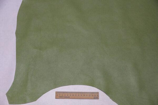 Кожа МРС, фисташковая, 45 дм2, Deviconcia.-110324