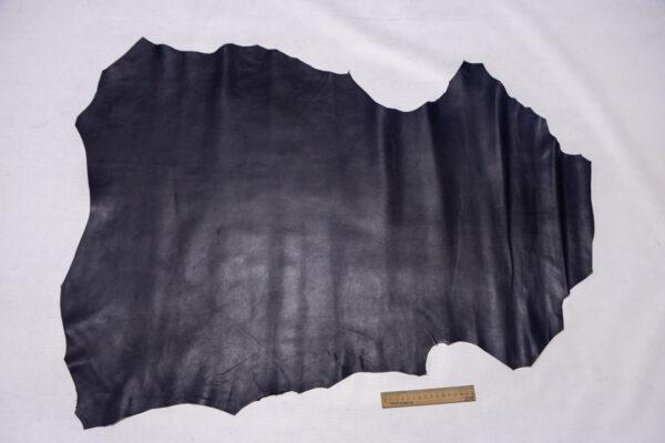 Кожа МРС, темно-синяя, 59 дм2, Russo di Casandrino S.p.A.-110342