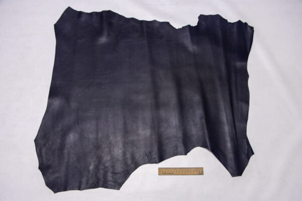 Кожа МРС, темно-синяя, 52 дм2, Russo di Casandrino S.p.A.-110343