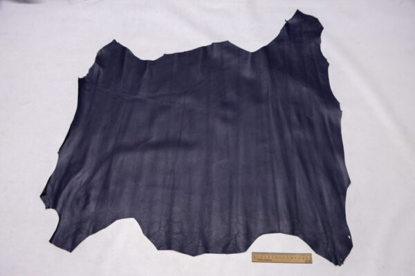 Кожа МРС, темно-синяя, 57 дм2.-110345
