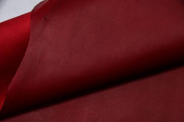 Кожа МРС, темно-красная, 58 дм2.-110356