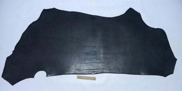 Кожа КРС(вороток), краст, черная, 85 дм2.-1-507