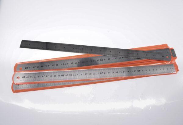 Линейка стальная (40 см.)-1172