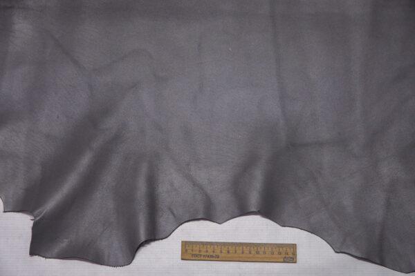 Кожа МРС, серая, 60 дм2.-110359