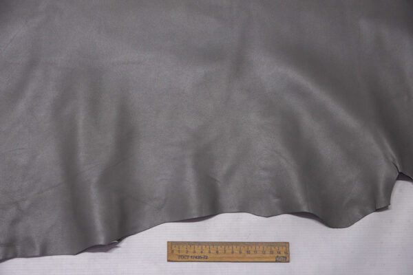 Кожа МРС, серая, 77 дм2.-110364