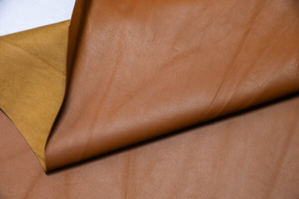Кожа МРС, светло-коричневая, 36 дм2.-110384