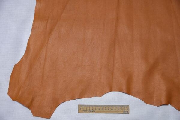 Кожа МРС, светло-коричневая, 37 дм2.-110385