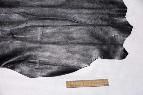 Кожа МРС, черная, 51 дм2.-110391