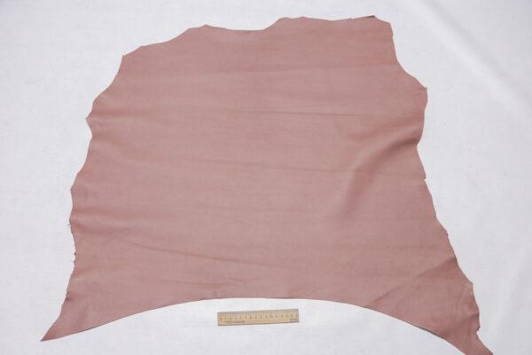 Кожа МРС, грязно-розовая, 50 дм2.-110402