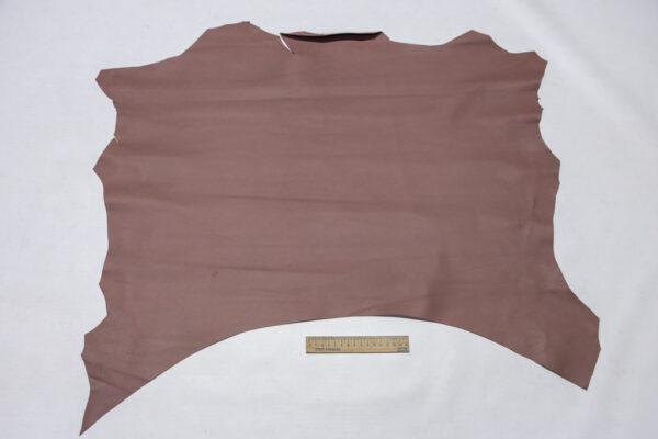 Кожа МРС, грязно-розовая, 42 дм2.-110404