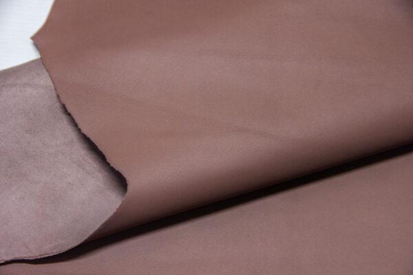 Кожа МРС, грязно-розовая, 46 дм2.-110405