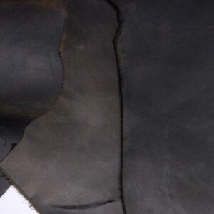 Кожа КРС крейзи хорс (Crazy Horse) с эффектом пул ап (Pull Up), темно-коричневая, 22 дм2.-1-521