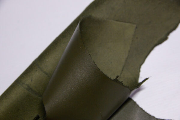 Кожа КРС, темно оливковый, 9 дм2.-1-532
