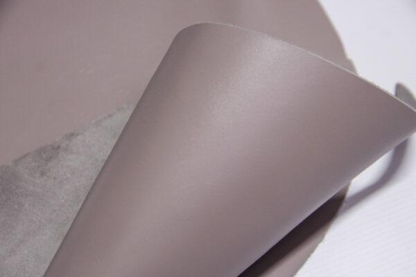 Кожа КРС, серо-розовый, 17 дм2.-1-553