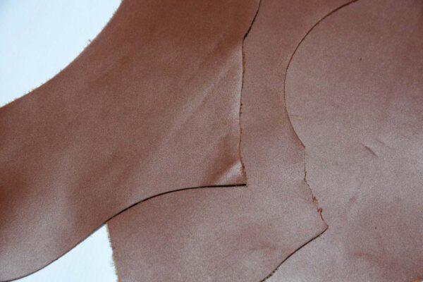 Кожа КРС, коричневый, 16 дм2.-1-558