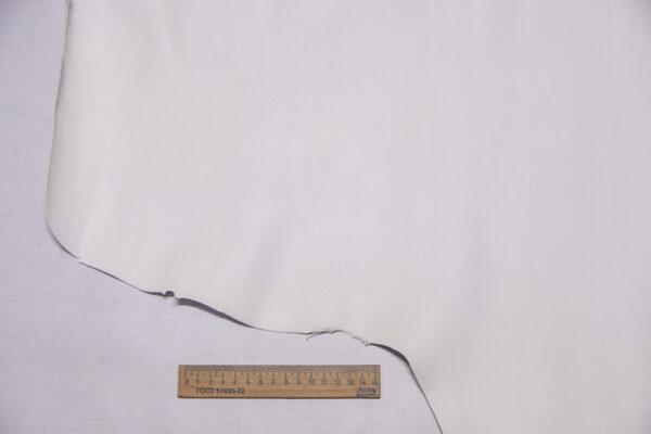 Кожа МРС, белая, 52 дм2.-110421