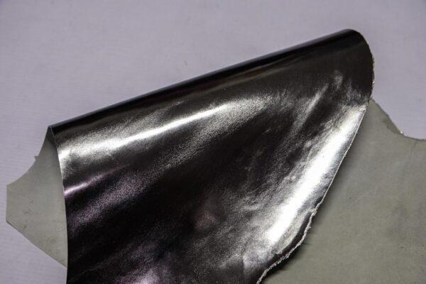 Лак КРС, темное серебро, 17 дм2, Conceria Stefania S. p. A.-110431