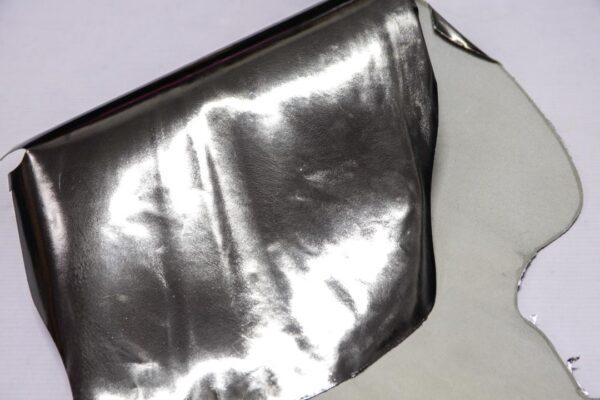 Лак КРС, темное серебро, 21 дм2, Conceria Stefania S. p. A.-110433