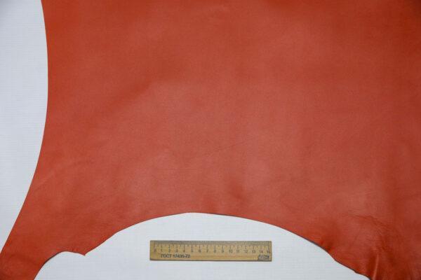 Кожа МРС, терракотовая, 45 дм2.-110445