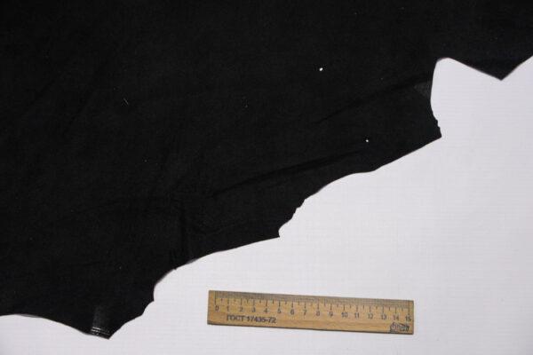 Велюр МРС, черный, 36 дм2.-110450