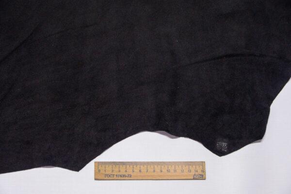 Велюр МРС, черный, 44 дм2.-110451