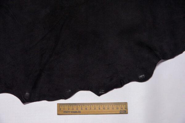 Велюр МРС, черный, 39 дм2.-110452