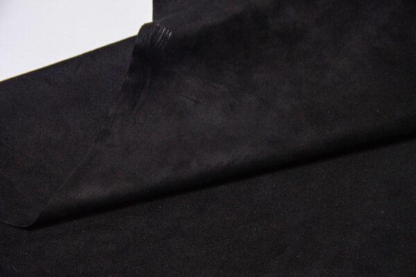 Велюр МРС, черный, 47 дм2.-110454