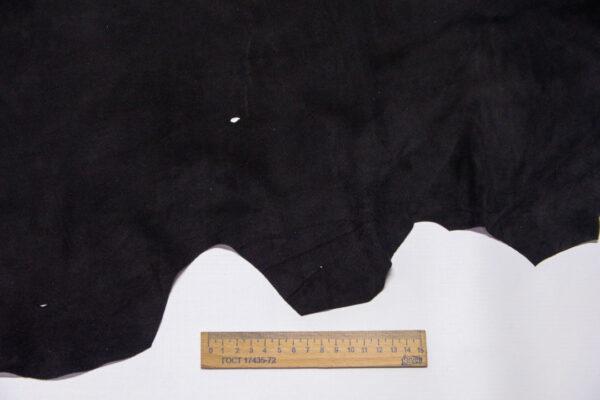 Велюр МРС, черный, 41 дм2.-110458