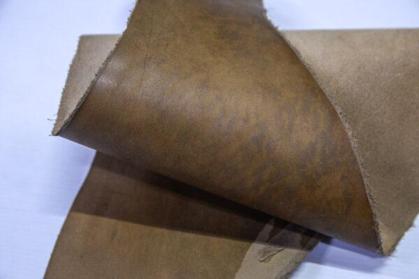 Кожа КРС, светло коричневая, 15 дм2.-1-561