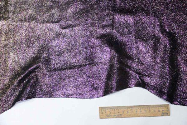 Велюр МРС (коза) с лазерным покрытием, хамелеон, 46 дм2.-110557