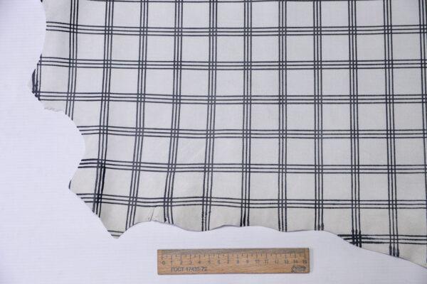 Велюр МРС с принтом, светло-серый, 54 дм2.-110565