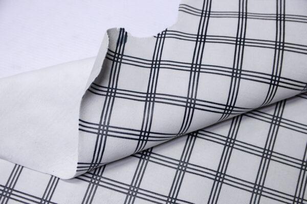 Велюр МРС с принтом, светло-серый, 53 дм2.-110566