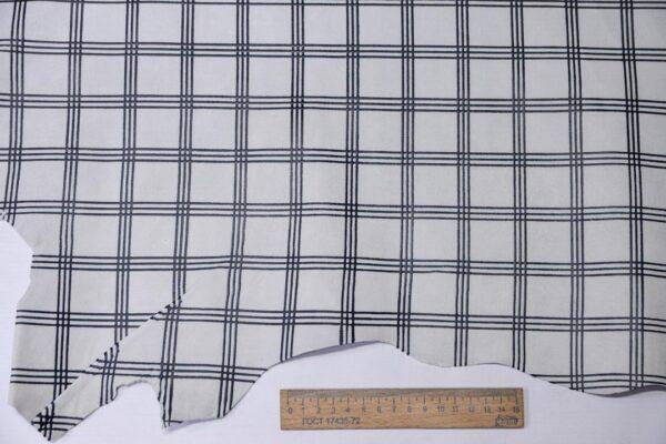 Велюр МРС с принтом, светло-серый, 53 дм2.-110568