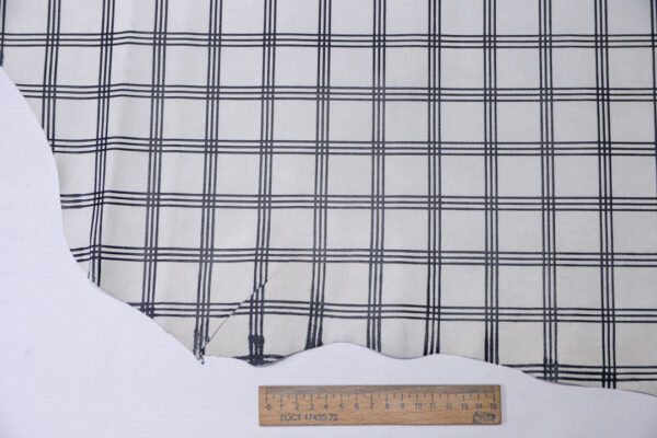 Велюр МРС с принтом, светло-серый, 53 дм2.-110569