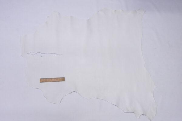 Кожа МРС, белая, 55 дм2, Russo di Casandrino S.p.A.-110629