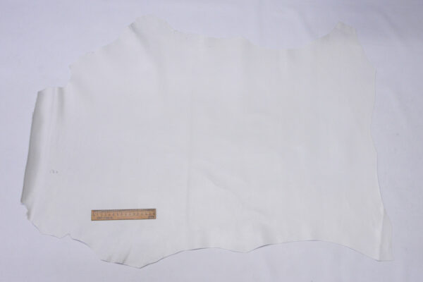 Кожа МРС, белая, 58 дм2, Russo di Casandrino S.p.A.-110633