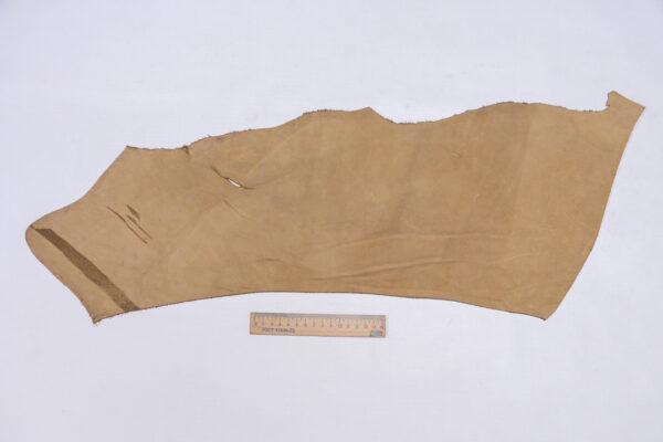 Кожа КРС Крейзи хорс, песочный, 16 дм2.-1-576