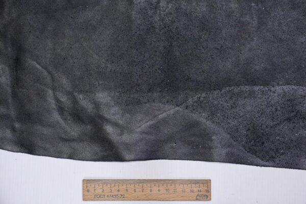 Спилок КРС покрывной, черный, 15 дм2.- 1-581