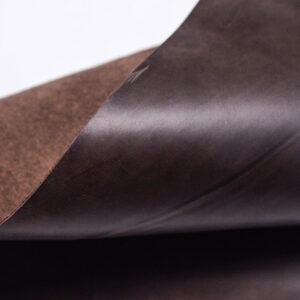Кожа КРС Крейзи Хорс, коричневый, 18 дм2.-1-586