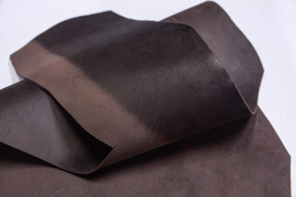 Кожа КРС краст, коричневый, 13 дм2.-1-588