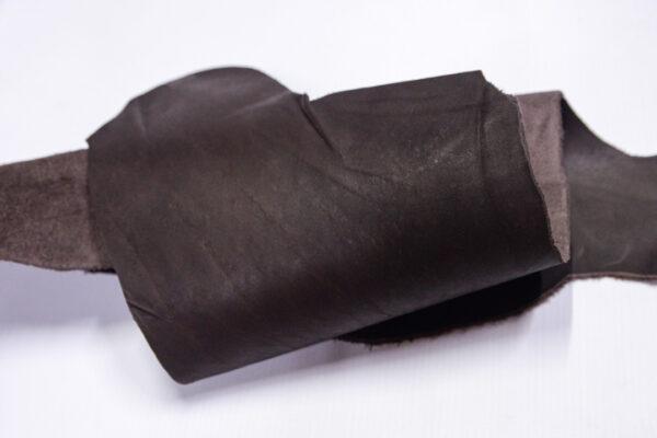 Кожа КРС краст, коричневый, 15 дм2.-1-593