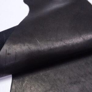 Кожа КРС краст, черный, 17 дм2.-1-624