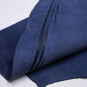 Нубук КРС , синий, 27 дм2.-1-635