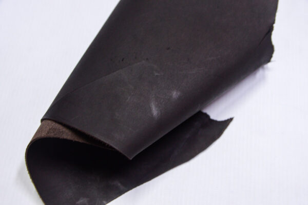 Кожа КРС краст, коричневый, 7 дм2.-1-639