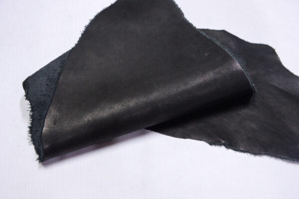 Кожа КРС краст, черный, 15 дм2.-1-640