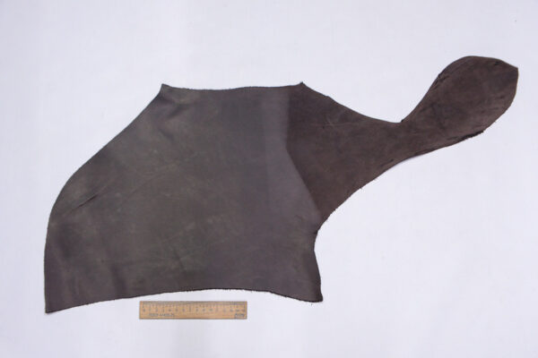 Кожа КРС Крейзи Хорс, коричневый, 17 дм2.-1-643