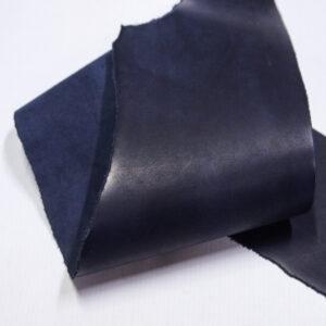 Кожа КРС краст, синий, 15 дм2.-1-648