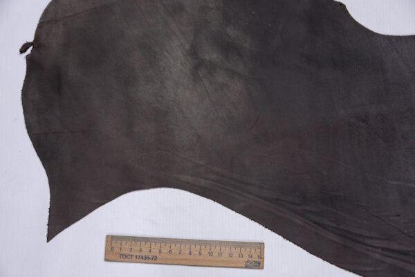 Кожа КРС Крейзи Хорс, коричневый, 18 дм2.-1-655