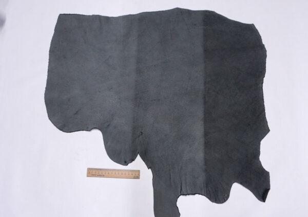 Нубук КРС, серый, 40 дм2.-1-661