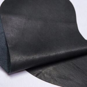 Кожа КРС краст, черный, 18 дм2.-1-663